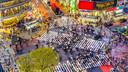 日本东京5晚6天百变自由行【新宿商圈/可升级/超值箱根温泉套餐】