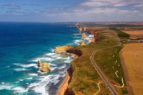 【立减3000】澳大利亚新西兰乐享大堡礁全景13日游【国航直飞/两晚五星/赠送直升机】