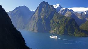 新西兰冰川南北岛11日游【上海往返/4星/塔斯曼冰川飞机/五大最美湖泊】