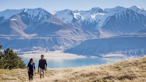 【周三秒杀】新西兰南北岛纵贯线穿越深度16日游【国航或新航 纯玩无购物 南北岛海峡游船 深度穿越】