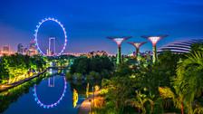 【酷玩新马】新加坡、马来西亚精华6-7日游【升级1-2晚马来西亚国际五星PJ希尔顿或同级/打卡哈芝巷+滨海湾花园灯光秀+甘榜格南】