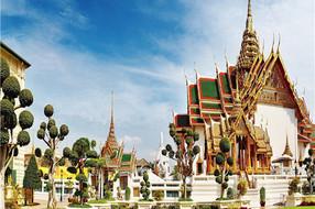 【风情泰国】泰国7日文化之旅【古都遗址大城府/无自费/曼谷3晚五星】