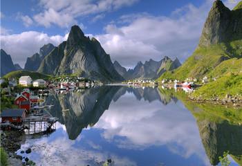 挪威&丹麦  峡湾童话