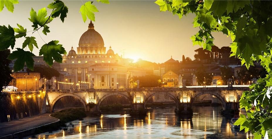 法国&意大利 情迷浪漫法意