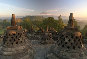 印尼日惹 神秘爪哇之旅