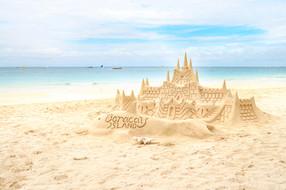菲律宾长滩岛4晚6天百变自由行【球道蓝水度假村/无边泳池/直飞/接送含船票】