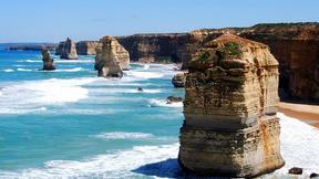 【春节寒假爆款】澳大利亚双大堡礁大洋路企鹅岛10日游【国航直飞 升级两晚五星】