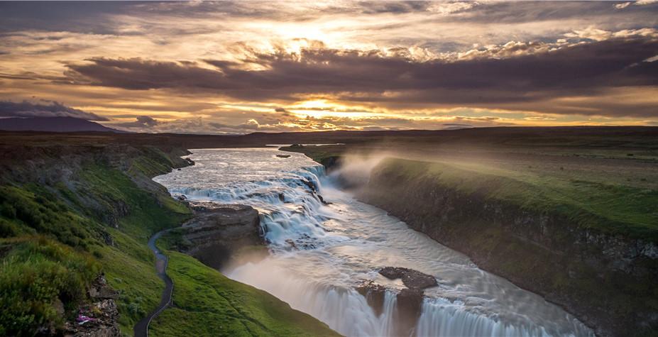冰岛&巴黎 发现冰火之国
