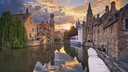 欧洲荷兰比利时法国8晚10天百变自由行【三国经典/风车童话/购物打折】