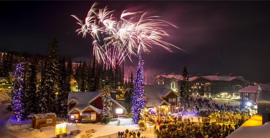 加拿大 畅滑双雪场