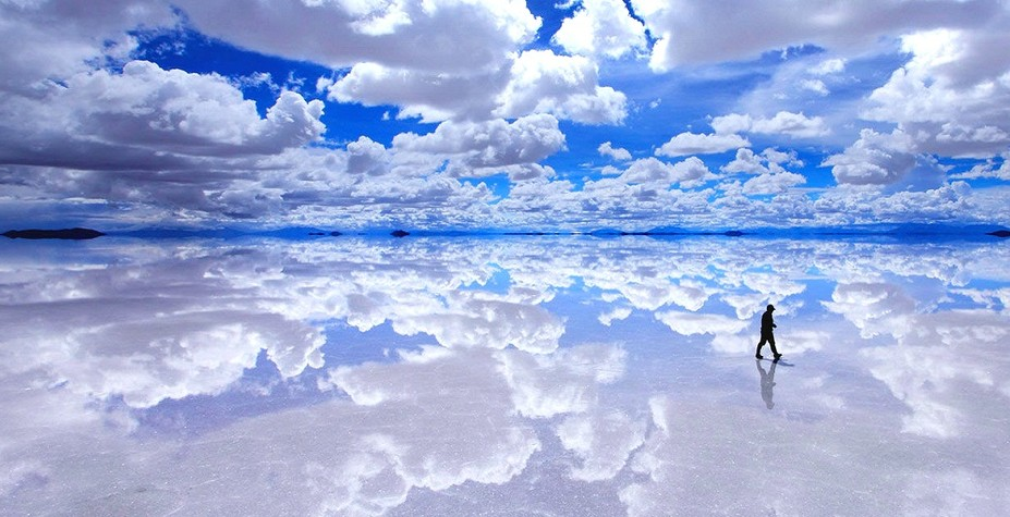 玻利维亚&秘鲁 天空之镜与失落之城