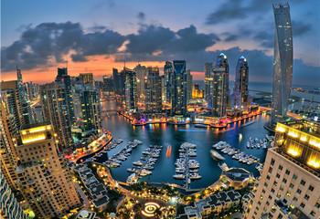 迪拜 扬帆棕榈岛