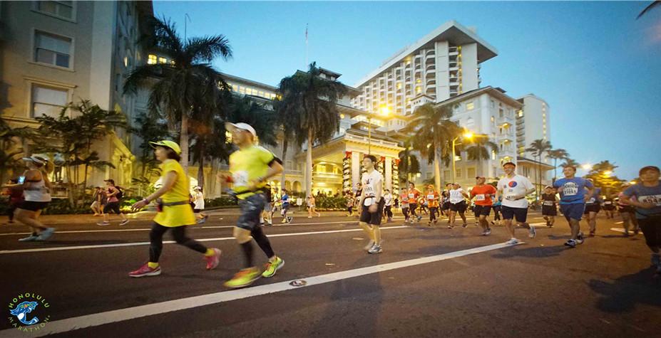 夏威夷 Running Man