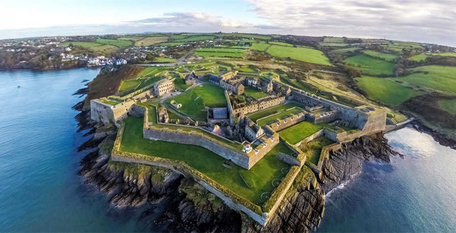 爱尔兰&英国 翡翠之岛