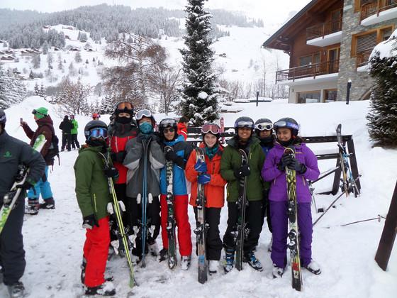 瑞士冬日滑雪营9日【语言学习/滑雪课程】