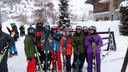 瑞士冬日滑雪营9日【语言学习&滑雪课程】