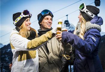 奥地利  蒂罗尔-雪之梦 滑雪度假