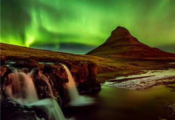 冰岛  地球乌托邦