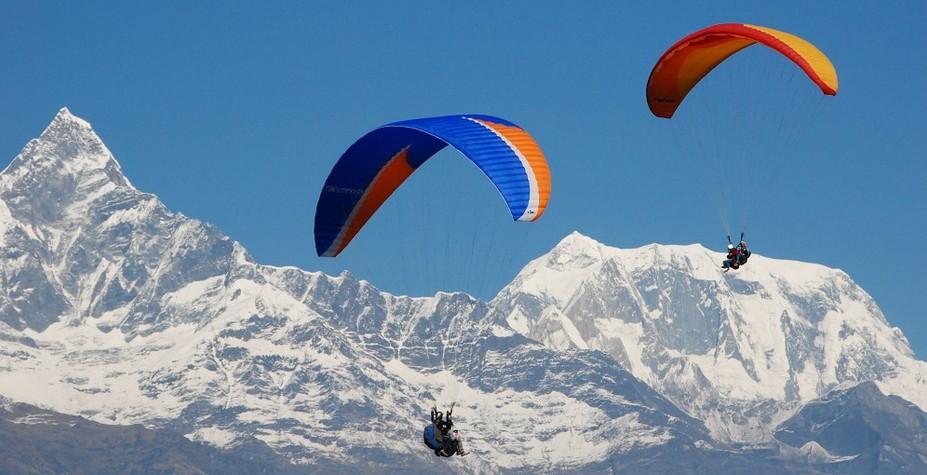 尼泊尔 雪山和神之国