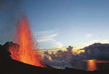 留尼汪 冰与火的世界