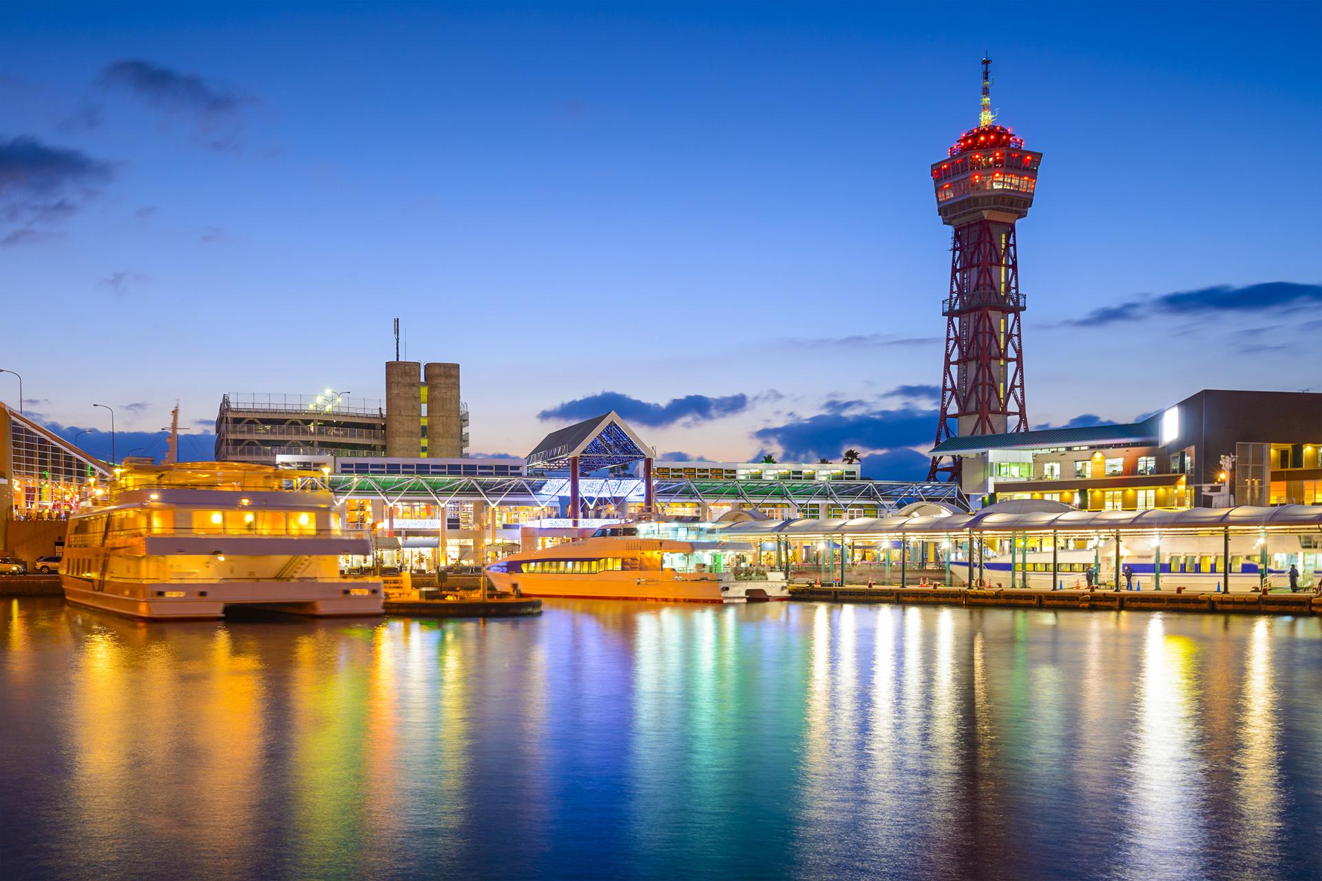 MSC辉煌号 上海-长崎-横滨2018年单边航次