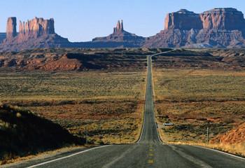 美国 漠路狂欢