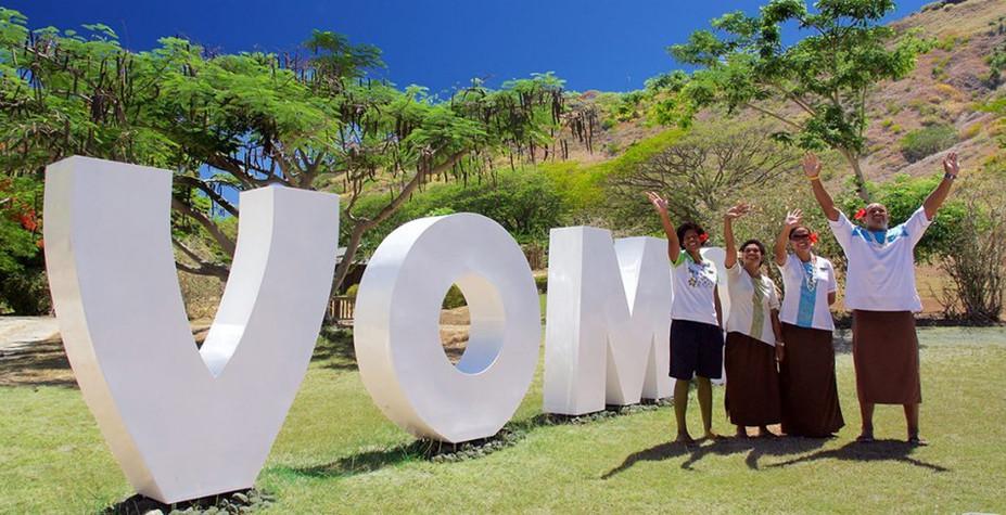 斐济 亲子Vomo岛
