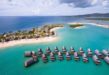 斐济 水上浪漫