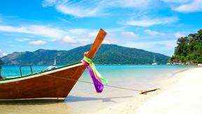 【特价机票】泰国普吉岛5晚7天百变自由行【国航/海航/泰航】
