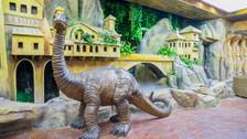 【肯定发团】【古生物奇妙夜】重返侏罗纪,夜宿博物馆,与恐龙做邻居