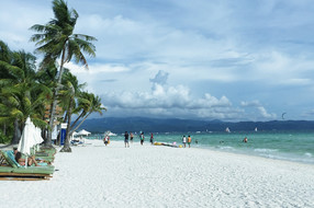 菲律宾长滩岛4晚6天百变自由行【帕缇欧太平洋度假村/包机直飞/绵延白沙滩】