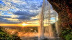 【极致净土】冰岛一地自然探秘10日游【环岛全景/一价全含/15人小团】