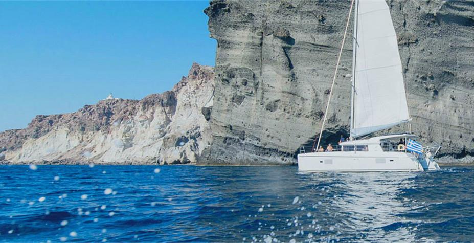 希腊 游艇巡航爱琴海
