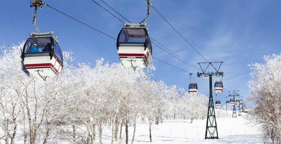 北海道 那场浪漫粉雪