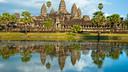 【高棉的微笑】柬埔寨吴哥4晚6日游【K6包机直飞/联合发团】