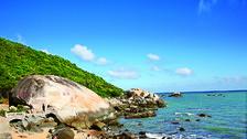 【遨游海南】【完美假期】海口双飞6日游 南山+天涯海角+玫瑰谷+日月湾