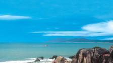 """【海底捞""""真""""】海口、天涯海角、西岛、椰田古镇、兴隆热带植物园双飞6日游"""