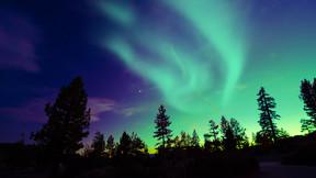【极光之约】美国阿拉斯加极光之都 北纬66度营地住宿9日游【4晚极光/帝王蟹/马塔努斯卡冰川】