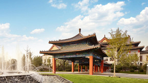 【天津】生态城世茂希尔顿酒店1晚极地海洋世界+未来水母馆套餐