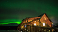 【冬季限定·邂逅北极光】美国阿拉斯加四次极光追踪+极光列车+冰川徒步+西雅图10日游