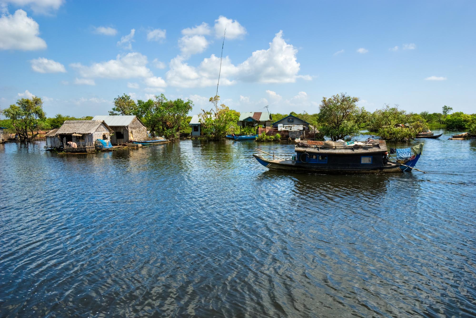 越南风景房子图片