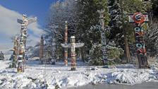 【新春有约·冰雪嘉年华】加拿大东西海岸+落基山11日游【大瀑布/蓝山度假村/冰走峡谷/艾伯塔购物】