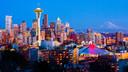 诺唯真喜悦号美国西雅图、奥林匹克国家公园、阿拉斯加冰川12天摄影之旅