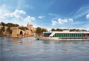 法国 罗纳河珍宝 APT奢华河轮之旅