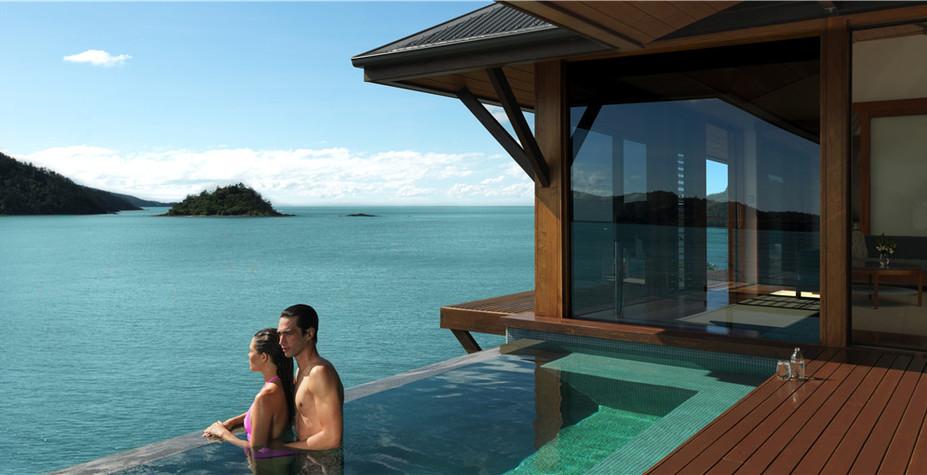 澳大利亚 浪漫汉密尔顿岛