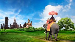【醉美泰国】泰国曼谷/芭堤雅/大皇宫6日游【泰式按摩/人妖表演/广州往返】