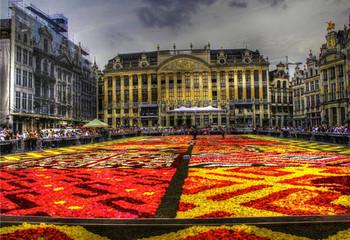 比利时 花园之旅