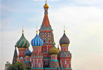 俄罗斯 全景璀璨沙俄