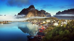 伦勃朗号帆船 罗弗敦群岛 北挪威深度11日游【捕捞帝王蟹/冰岛马骑行/观鲸】