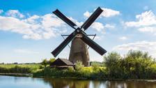 荷蘭德國清新田園10-12日游【梵高公園騎行/海德堡古堡/羊角村萊茵河雙游船】